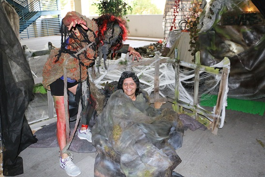 Trunk or Treat improves in its 10th year