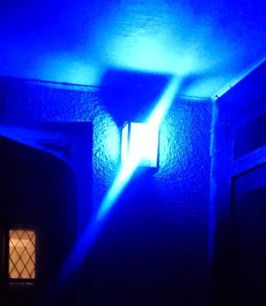 Project Blue Light Honors Law Enforcement