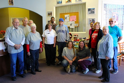 Veterans help their own with Thanksgiving