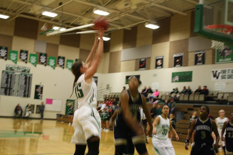 Lady Dawgs split with Desert Shields and Patriots