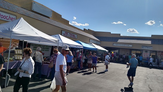 Mesquite Plaza owners can Farmers Market