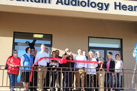 Intermountain Audiology Ribbon Cutting