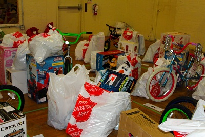 Angel Tree donations show community generosity