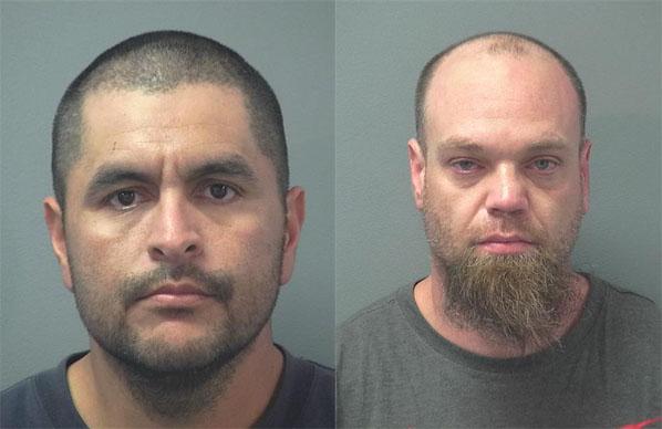 Car Thieves captured in Mesquite