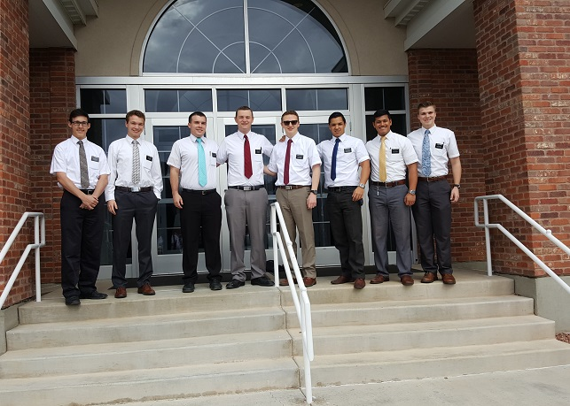 LDS Missionaries Serving in the Valley