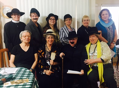 "Locals Find ""Pasta, Passion and Pistols"" at Mystery Dinner Play"