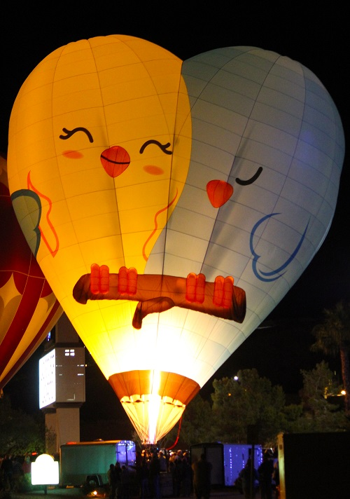 Mesquite Gaming announces 2018 Mesquite Balloon Festival