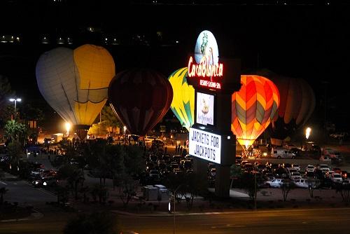 Winter weather bursts balloons but not spirits