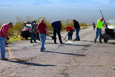 Beaver Dam Road Repair