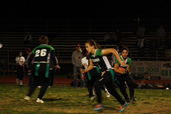 Gridiron Gals crush Dragons 31-7, face Cheyenne for championship