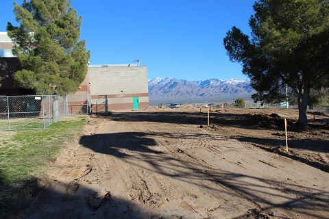 New gym to be completed by Oct. 30