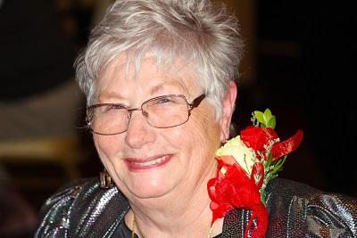 Ashdown receives Hearts for the Arts award