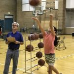 KofC Free Throw Contest finds winners