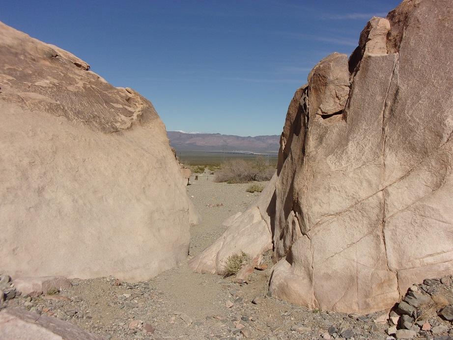 Keyhole Canyon Archeological Site Hike