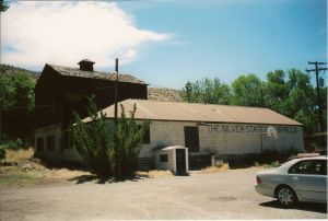 The Silver State Flour Mill