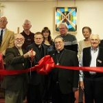 Ribbon Cutting Prince of Peace