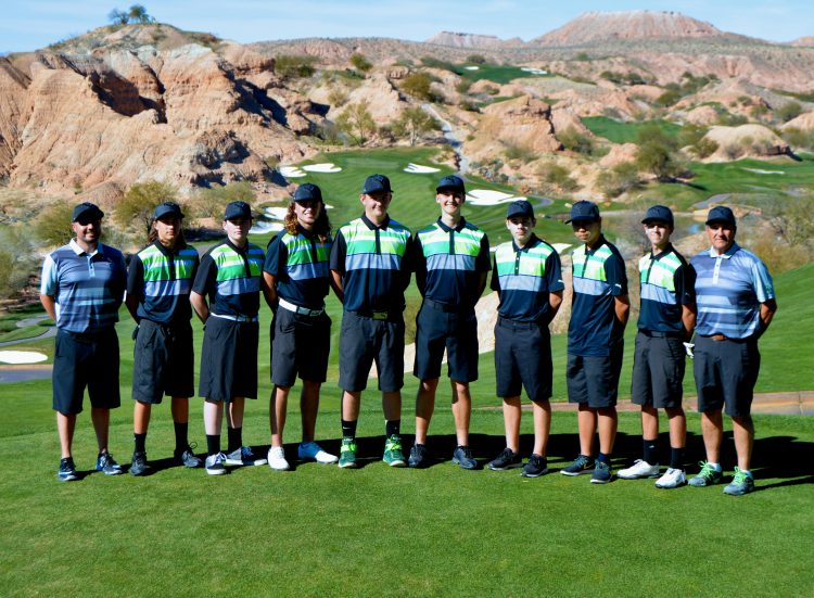 Boys Golf kicks off season in Vegas