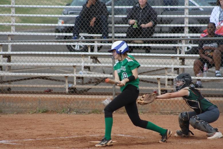 Lady Bulldog softball team has tough run of games