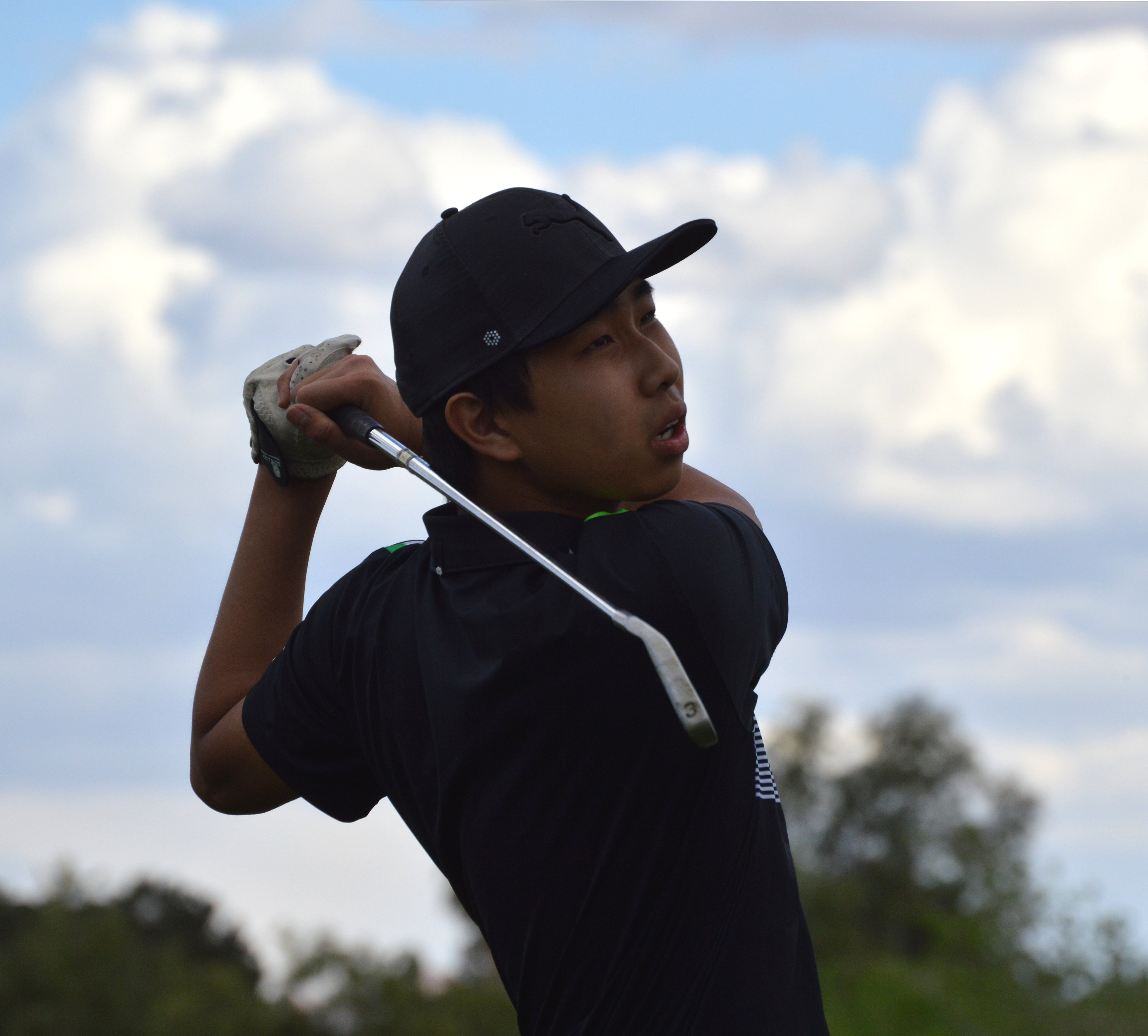 Golf team finishes second to Boulder City, again