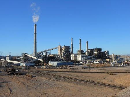 Reid Gardner Generating Station shut down