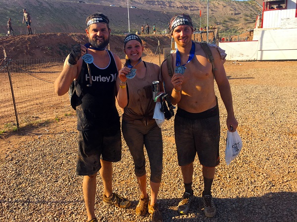 Spartan races test your physical abilities