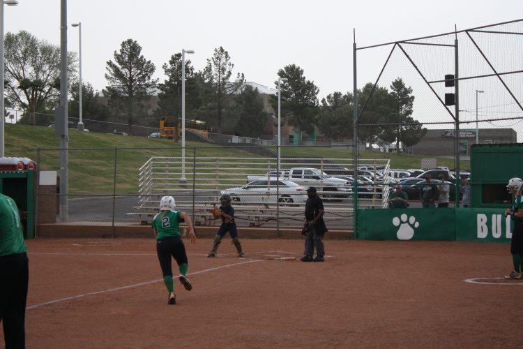 Big inning dooms Lady Bulldogs 12-9