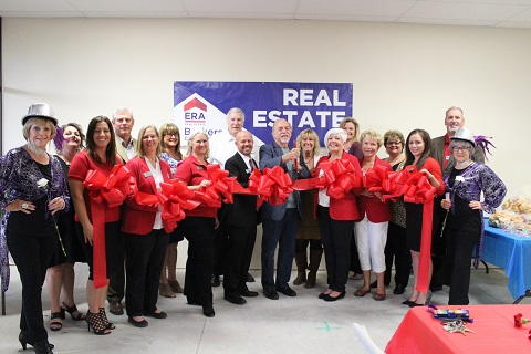 ERA ribbon cutting
