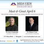 Mesa View Meet and Greet