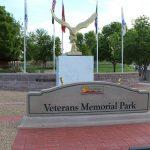 Veterans still selling bricks