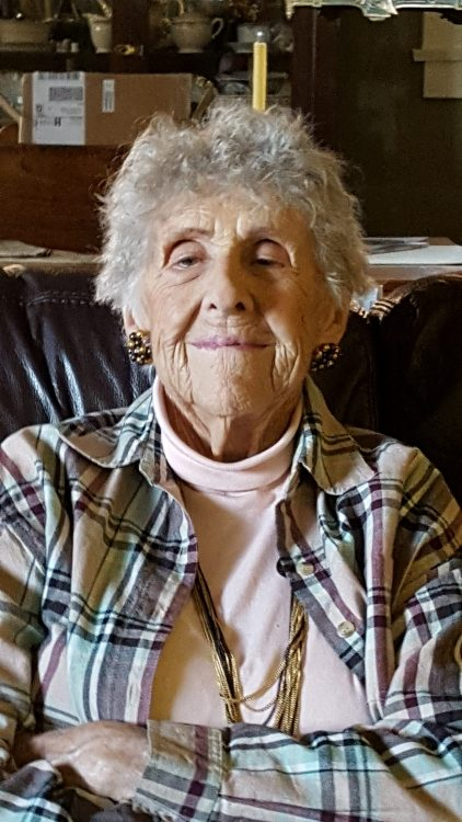 Obituary-Mildred Ione Bradshaw