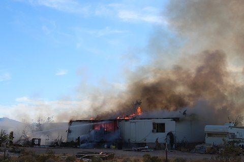 Fire Season in the Virgin Valley