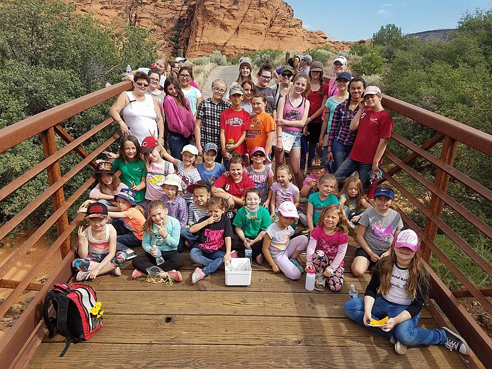 girl scouts take awards in las vegas   mesquite local news