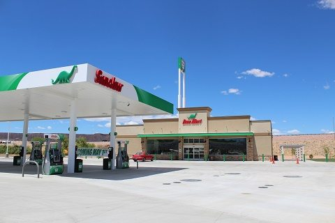 Mesquite has a new choice for gas