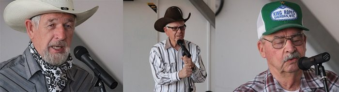 Poets regale with tales of life on the range