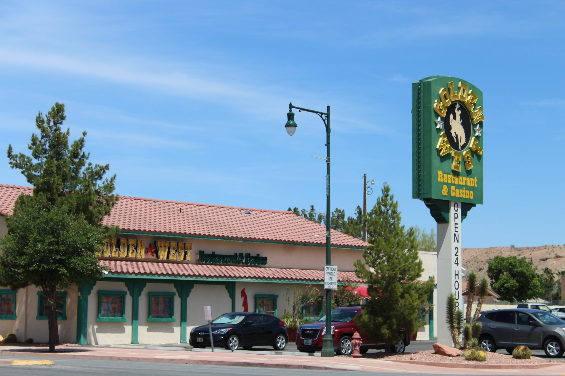 Golden West Restaurant