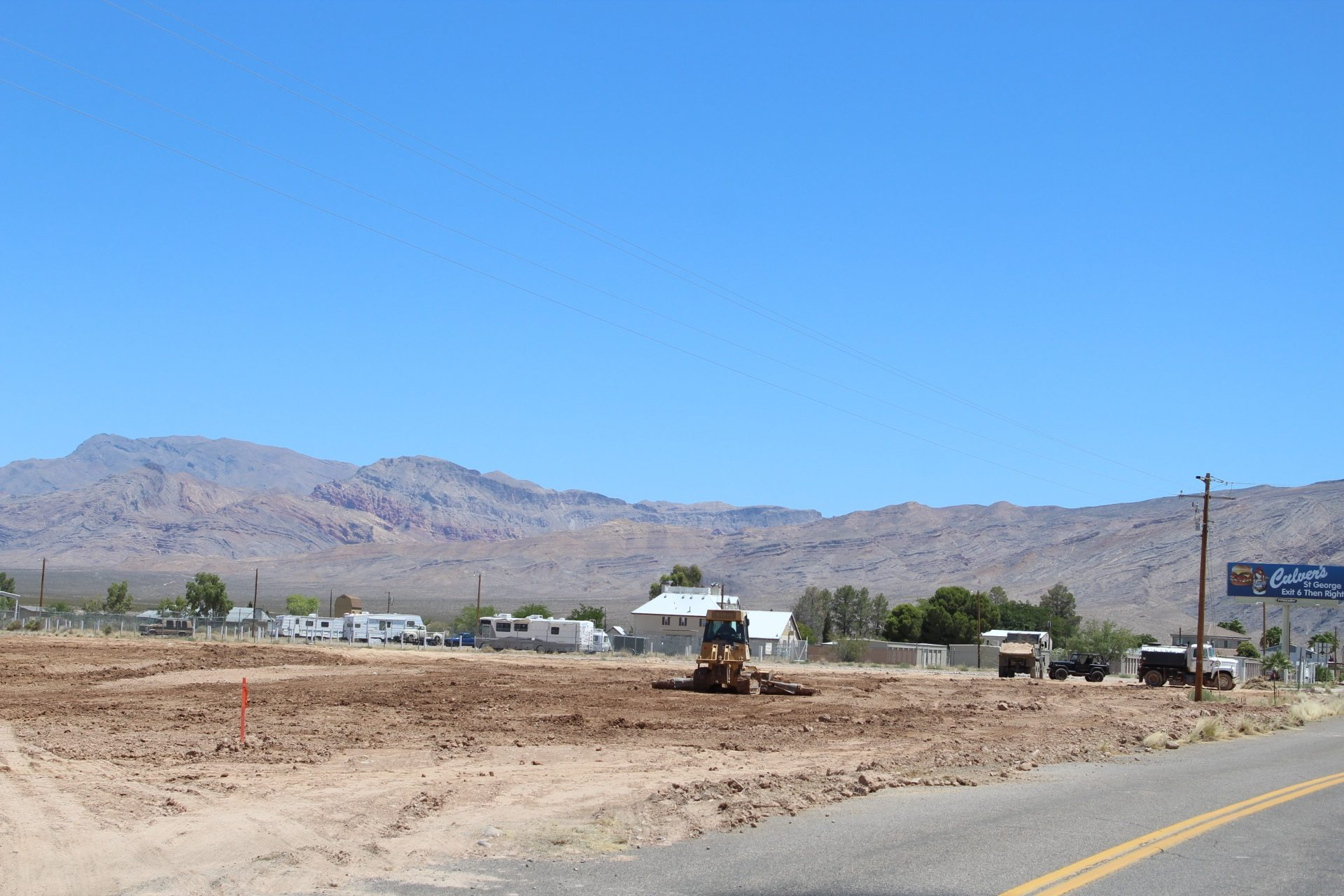 Truck Stop breaks ground in Arizona