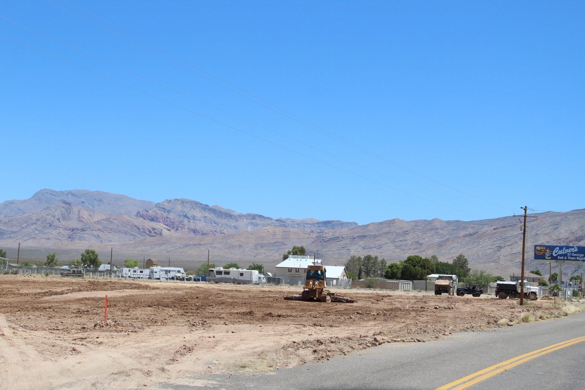 Truck Stop breaks ground in Arizona