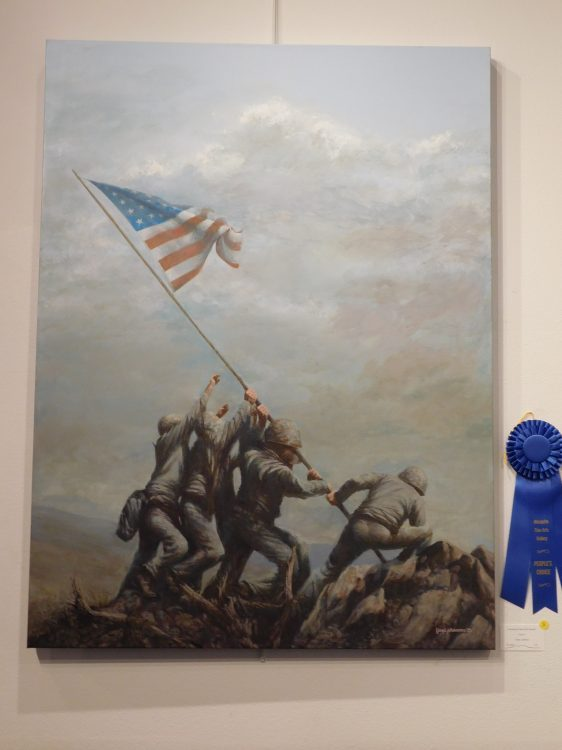 """VVAA Art Winners """"The View from Here"""""""