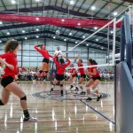 Battle in the Barn – College Volleyball Exhibition at Rising Star Sports Ranch Resort