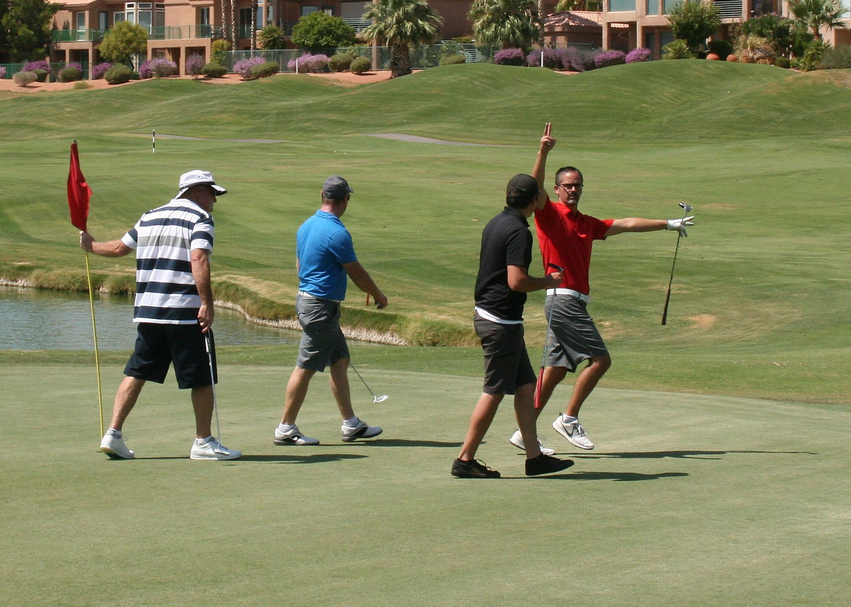 Chamber hosts 12th annual golf tournament fundraiser