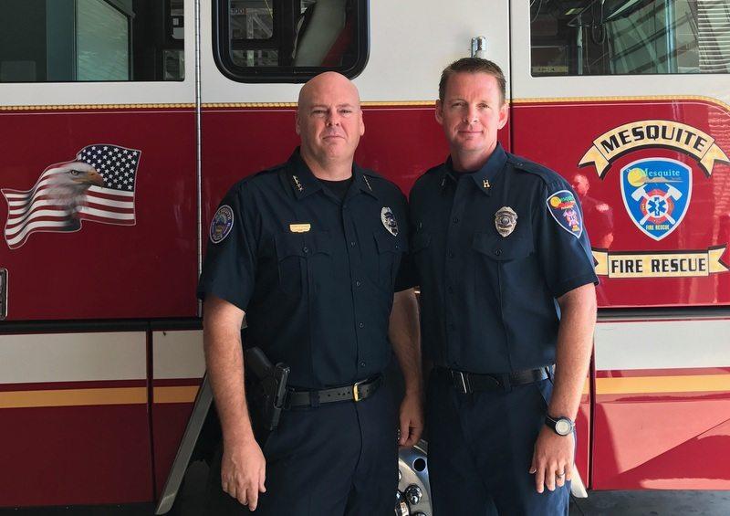 Mesquite Fire & Rescue Department Appoints New Administrative Captain