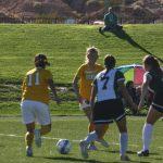 Bulldog soccer gals defeat Cheyenne 4-2