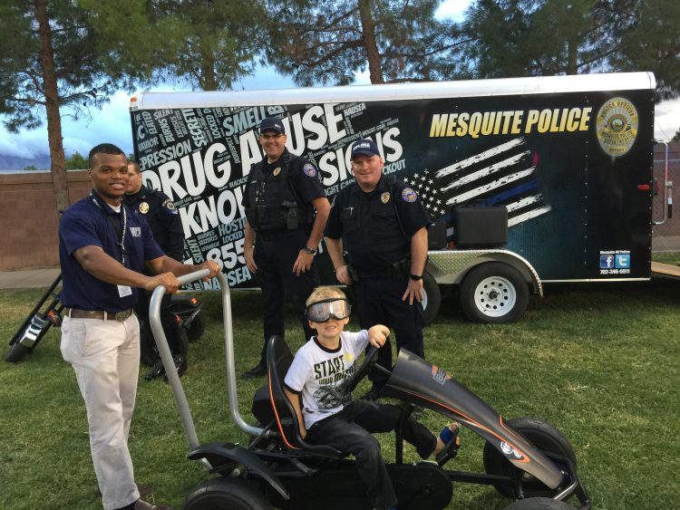 Police Announce Mesquite Night Out Event