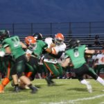 Rattlers and lightning shut out Dawgs 26-0