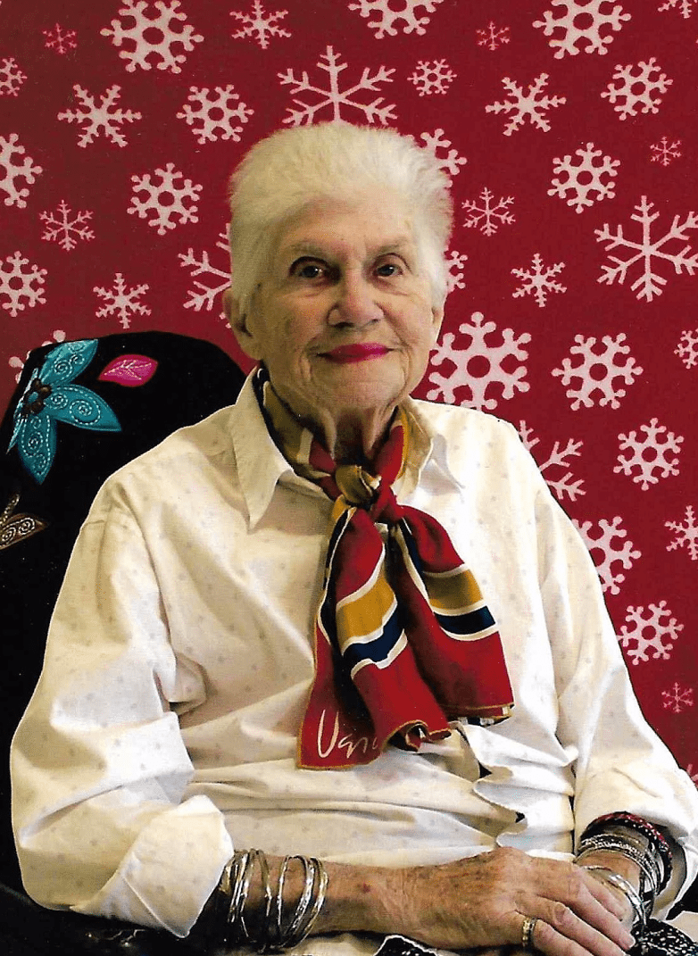 Winifred June Thomas-Obituary
