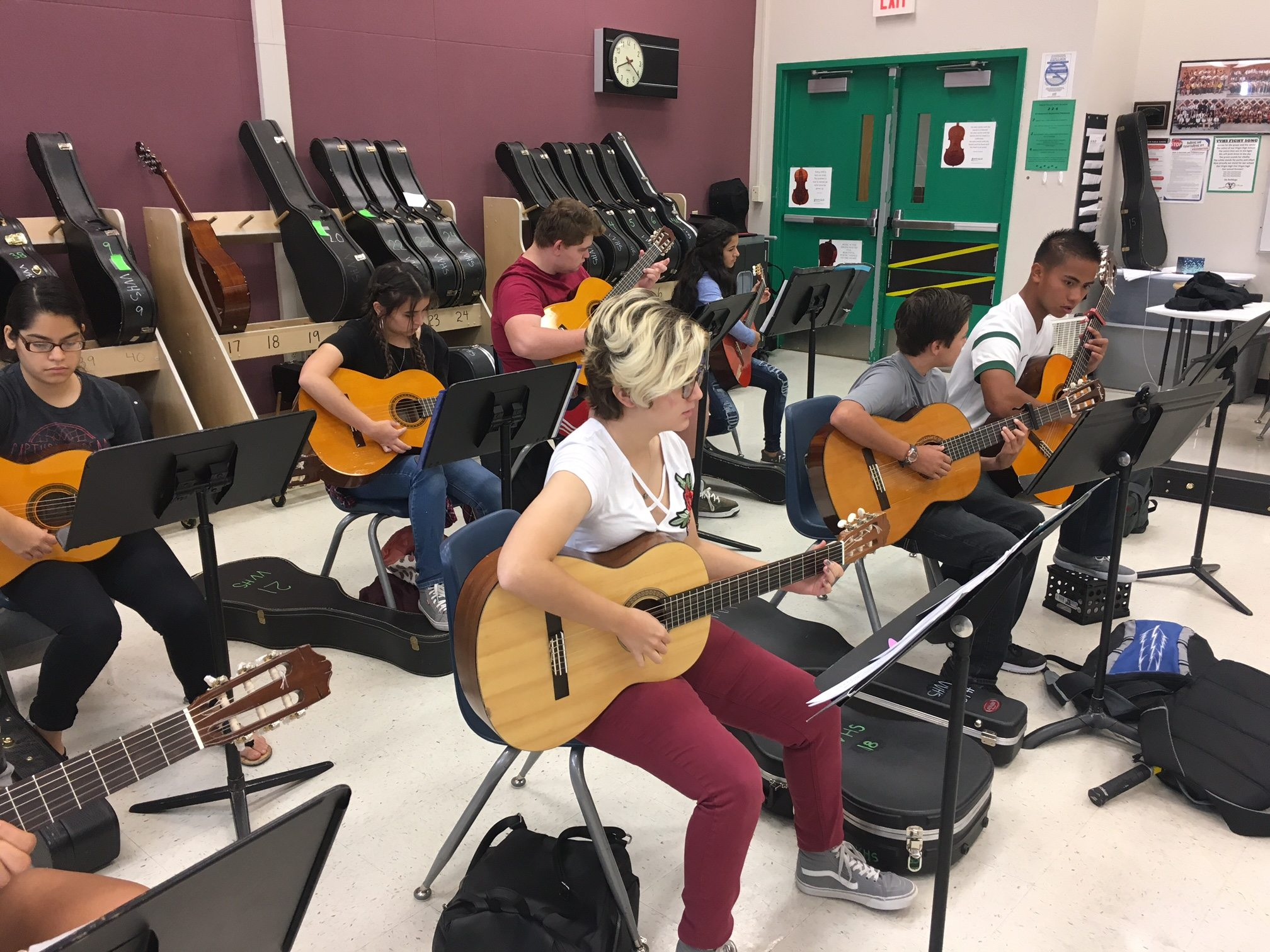VVHS Music Programs To Hold Fundraiser