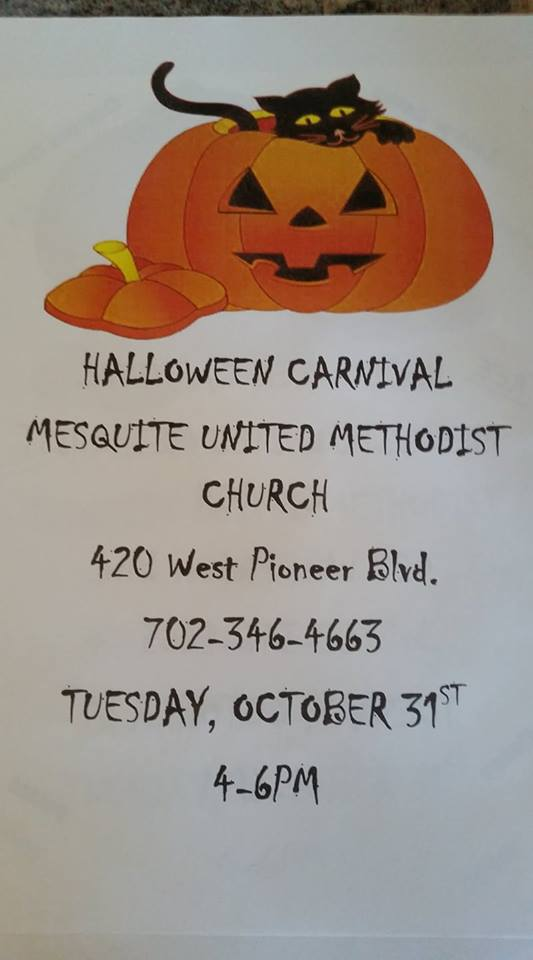 Halloween Carnival-United Methodist Church
