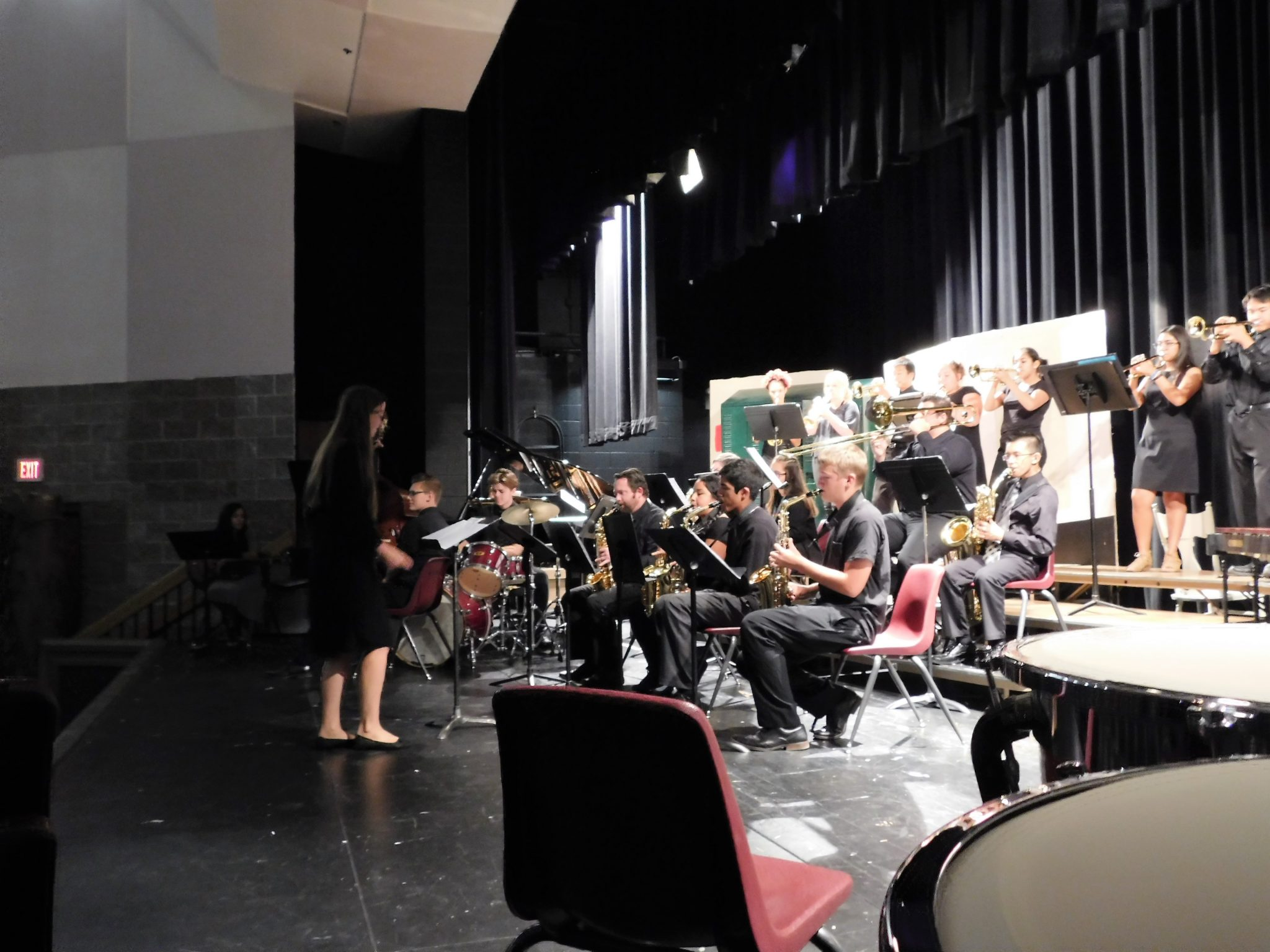 VVHS Band Performs Fall Concert