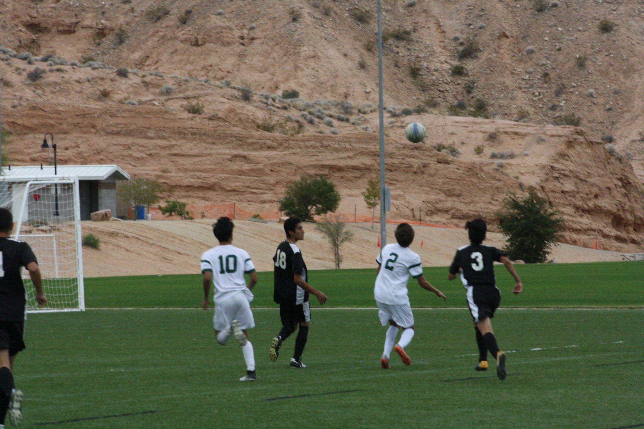 Boys soccer falls in home finale