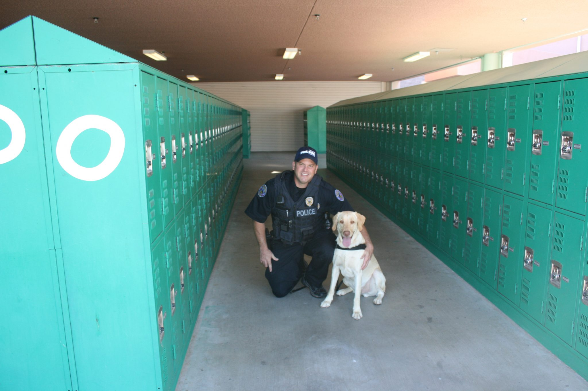 K9 Marley Reports for Duty